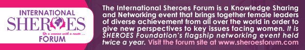 International SHEROES Forum